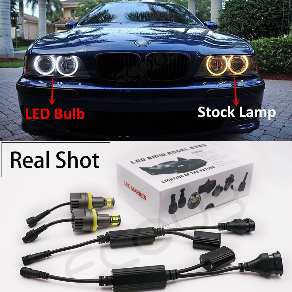 Fog Beam H11 50/% Xenon headlight Bulbs BMW 1 Series E82 2007-2013
