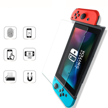 9H Hardness Ultra-Thin Tempered Glass Film Screen Protector For Nintendo Switch(China)