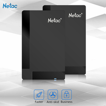 Original Netac K218 External Hard Drive 500GB 1TB HDD USB 3.0 Externo Disco HD Disk Storage Devices for Laptop Desktop Hard Disk(China)