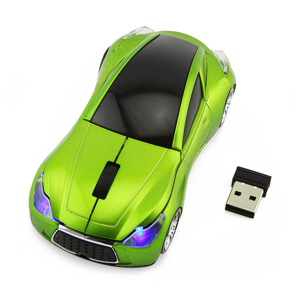 mouse with USB receiver