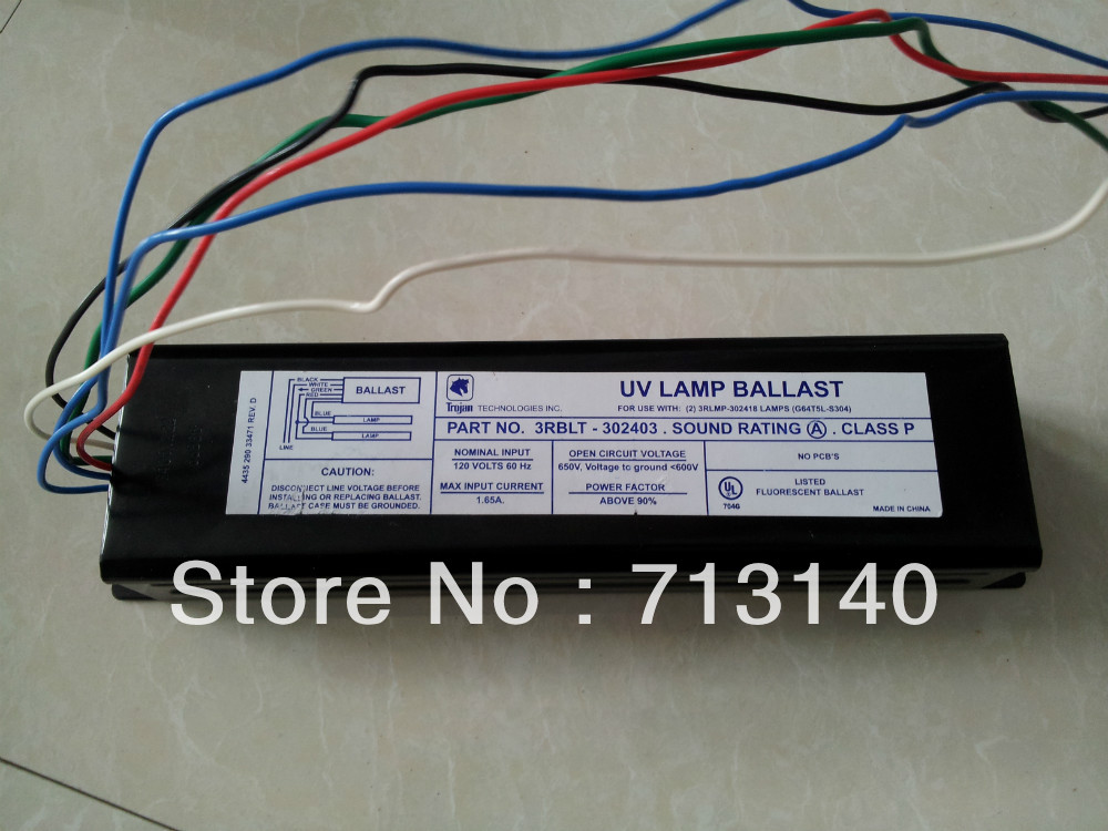 UV BALLAST TROJAN 302403 REPLACEMENT FOR TROJAN 3000 302408 <br><br>Aliexpress
