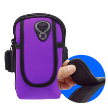 Etmakit Top Quality Multifunctional Outdoor Running Sports Arm Bag Universial for Smartphone(China)
