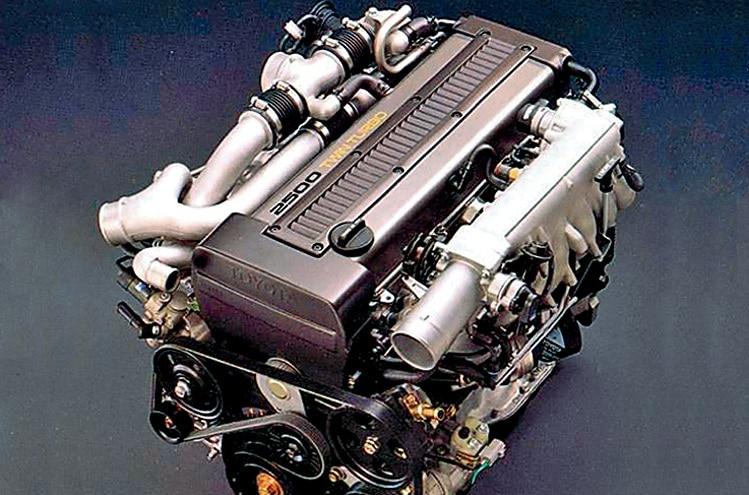 Toyota 1JZ Engine Plug Cover 1