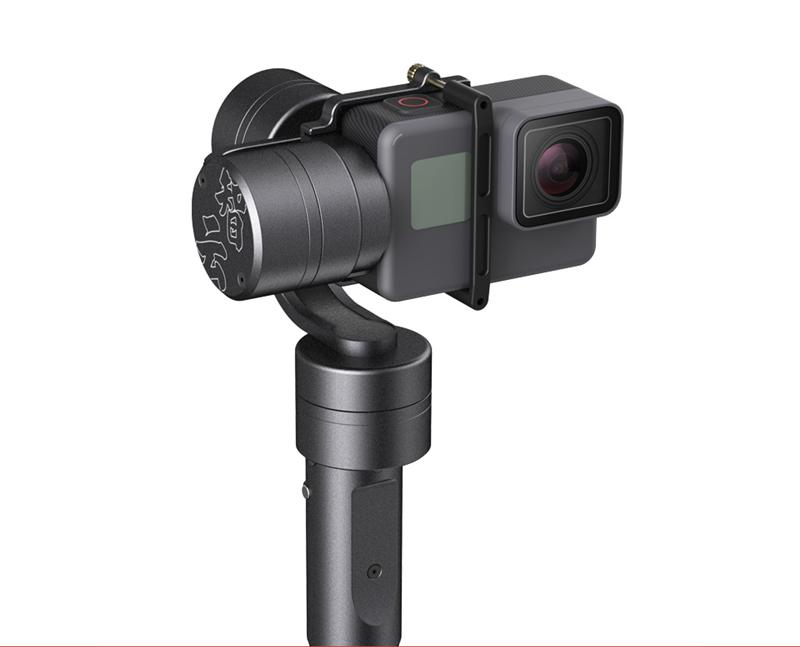 Zhiyun Z1 EVOLUTION 3 Axis Handheld outdoor action camera Gimbal Stabilizer for GoPro Hero 3 4 5 sport Cameras YI 4K Plus 10