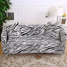 flexible Printing stretch Sofa cover Big Elasticity Couch cover Loveseat sofa Funiture Cover