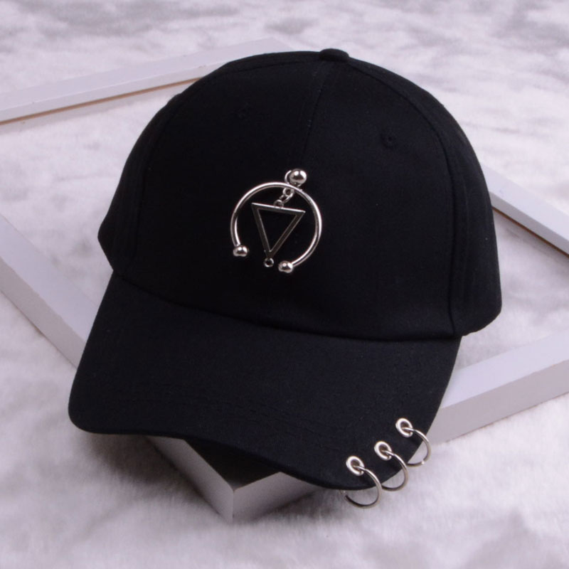 baseball cap with ring dad hats for women men baseball cap women white black baseball cap men dad hat (11)