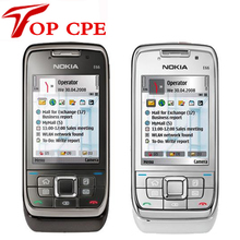 Hot Sale phone unlocked original Nokia E66 3G SmartPhone 3.2MPcamera GPS WIFI so good refurbished mobile cell phones