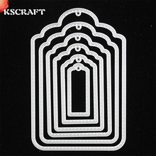KSCRAFT Frames Metal Cutting Dies Stencils for DIY Scrapbooking Stamp/photo album Decorative Embossing DIY Paper Cards