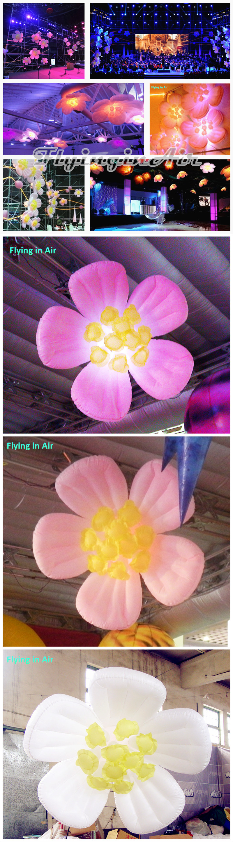inflatable flower 50_