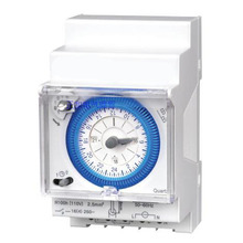 SUL181d 24 hours Mechanical DIN RAIL Timer Switch,15 minutes minimum setting unit time switch