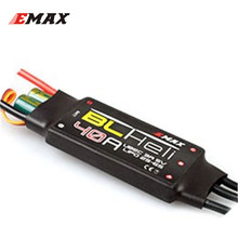 EMAX BLHeli Series 40A ESC Electric Speed Controller 3A 5V 2-6S UBEC for RC Multicopter