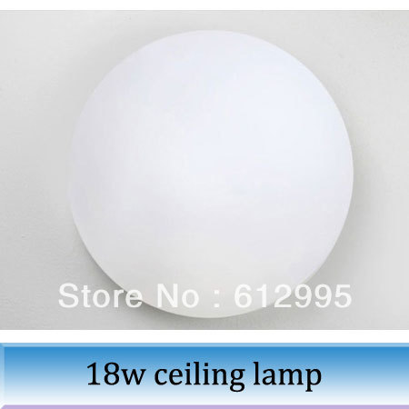 1pc 18W Led ceiling lamp simple modern bedroom kitchen lamps 36*SMD5630 LED Light<br><br>Aliexpress
