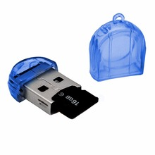 MINI USB 2.0 TF Nano Micro SD SDHC SDXC Memory Card Reader Writer USB Flash Drive Memory Card Readers