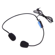 Professional Wired Microphone Teacher Tour Guide Meeting Hands Free Headset Microphone Mic System Megaphone Speaker