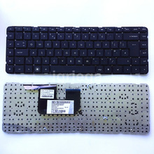 1 Lot/ 3 PCS Genuine For HP DV6 Keyboard UK Layout LX8 SPS 594597-031(China)