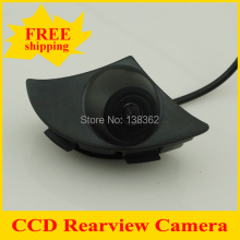 Promotion car front view camera for Toyota RAV4/COROLLA/Reiz/Vios/highlander/prado2700/4000/2010 ccd chip
