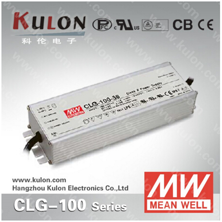 75W 5A 15V led driver Meanwell CLG-100-15 LED light power supply IP67 UL/EMC/CB/CE with PFC<br><br>Aliexpress
