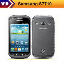 "S7710 Original Unlocked Samsung Xcover 2 S7710 4.0"" 5MP GPS WIFI 1700mAh 1GB RAM Mobile phone Free Shipping"