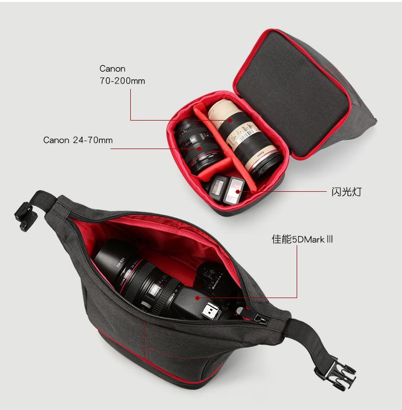 حقائب الكتف الرقمية حقائب للكاميرات 5