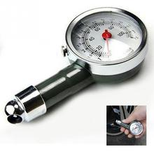 Meter Tire Pressure Gauge 0-100 PSI Auto Car Bike Motor Tyre Air Pressure Gauge Meter Vehicle Tester monitoring system(China)