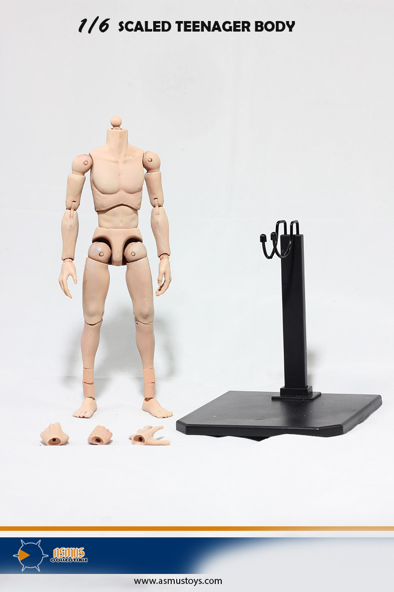 Asmus Toys THE 1/6 Scale Teenager Male Body Figure Collections Short Body Model <br><br>Aliexpress
