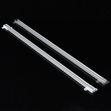 XH-058 50cm Aluminium LED Bar Light Channel Holder For LED Strip Light Bar Under Cabinet Lamp(China)