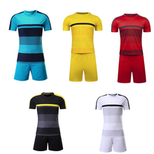 Soccer training kits Multicolor optional soccer training jerseys football team unifroms Quality Jerseys(China)