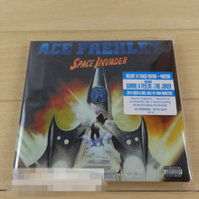 BINYEAE- new CD seal: Ace Frehley Space Invader CD  disc [free shipping]