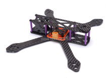 REPTILE Martian II 180mm / 220mm / 250mm Carbon Fiber Frame Kit 180 220 250 w/ 4mm Arm Thickness & PDB For FPV Racing Drone Kit