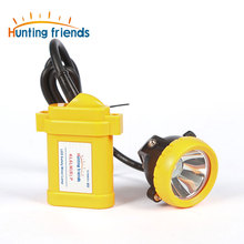 Hunting Friends Safety Miner Lamp KL6LM(B).P LED Miner Cap Lamp Mining Light Lithium Battery Headlamp Explosion Rroof Headlight(China)