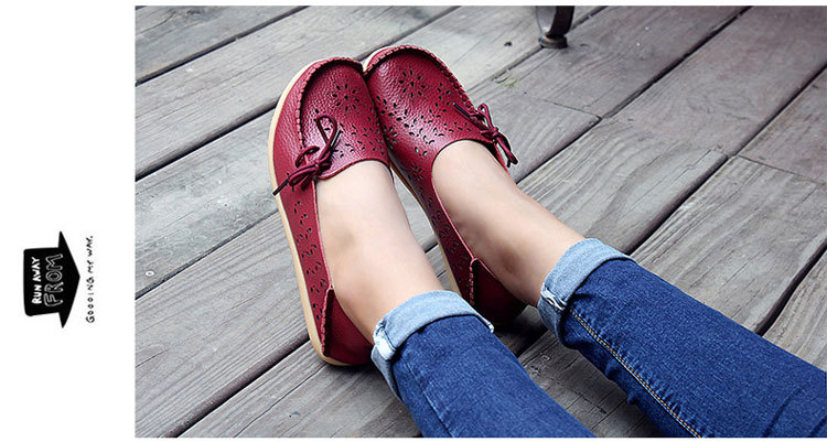 AH 911-2 (19) Women's Summer Loafers Shoes