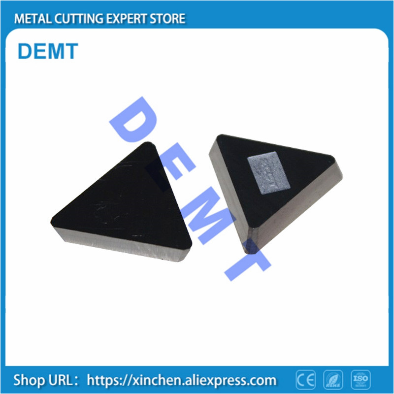 30Pcs ZCC.CT Brand 3100511 Indexable Carbide Insert Three Grade to Choose