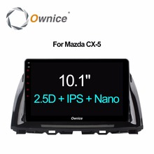 10.1 inch 4G SIM LTE Android 6.0 Octa Core 2GB RAM+32GB ROM Car DVD Player for Mazda CX-5 2012-2015 GPS Radio Stereo TPMS DAB+(China)