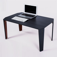 BSDT Notebook comter used on bed dormitory artifact simple folding desk small table lazy learning FREE SHIPPING(China)