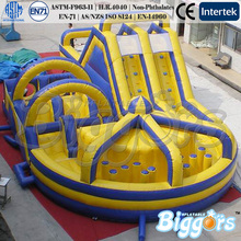 Factory Direct Inflatable Obstacle Course Bouncy Jumping House Inflatable Playground for Adults and Kids