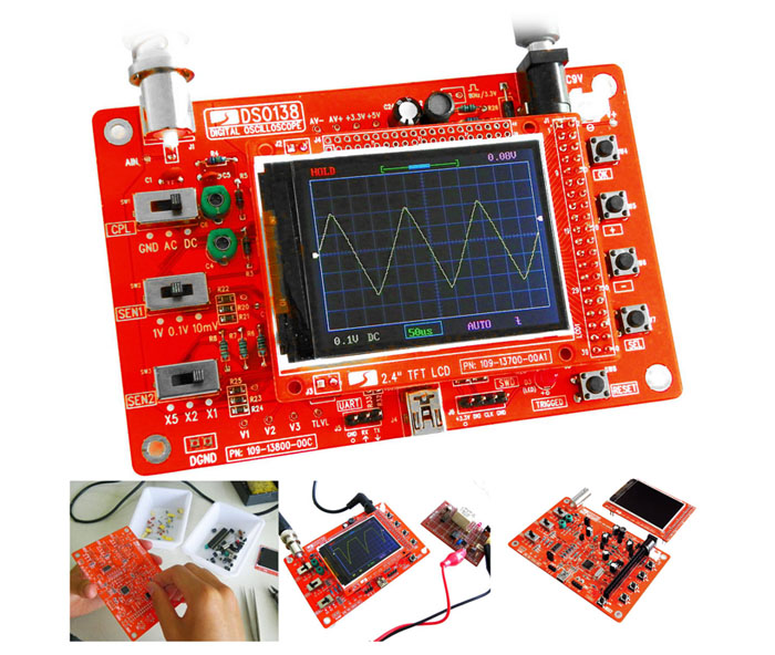DIY Digital Oscilloscope  (3)
