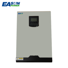 EASUN POWER 110V PWM Solar inverter 3Kva 2400W Off Grid Inverter 24V 120V 50A PWM Pure Sine Wave Inverter 60A Battery Charger