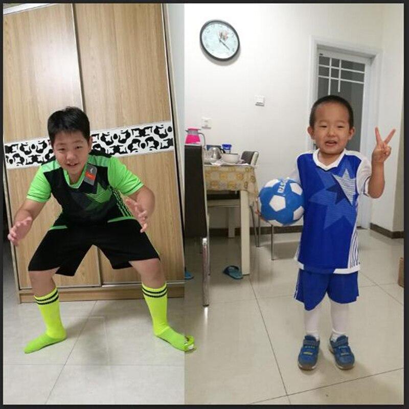 c503 kids soccer jerseys customer show