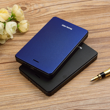Free shipping 2.5'' Original  Mobile Portable HDD 120G USB2.0 External Hard Drive Storage Disk Plug and Play On Sale