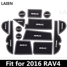 New product case for TOYOTA RAV 4 2016 RAV4  car interior accessories car mat Free Shipping