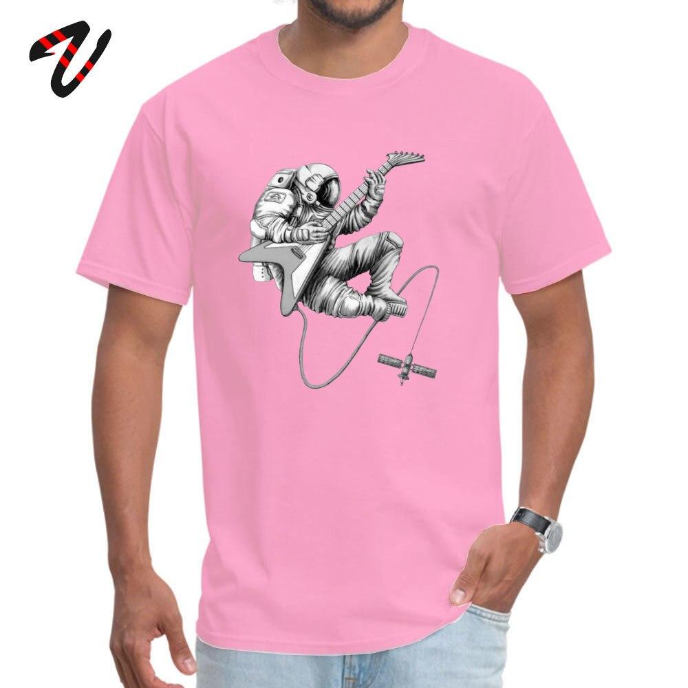 comfortable Satellite Radio Men T-Shirt Cheap Summer/Autumn Short Sleeve Round Collar 100% Cotton Tops T Shirt Tops Shirts Satellite Radio -29348 pink