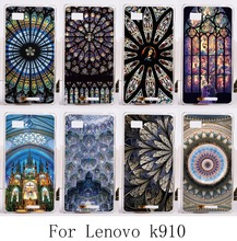 Hard Painting Phone Back Cove For Lenovo Vibe Z K910 K910L K910S K910I Telephone Accessories Cases with Amazing Church Roof