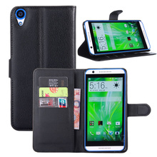 High quality flip leather cover For HTC Desire 820 Wallet Style case  for HTC 820 cell phone case Wholesale retail