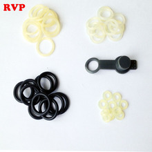 Free Shipping PCP Paintball Regulator O-ring Fill Cover Spare Kits Regulator Piston O-rings 5 Parts/Set(China)