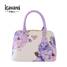 NEW luxury handbags women bags designer bags handbag women famous brand sac a main Small Shell 2017 Plum flower bag dollar price