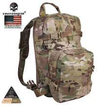 Emersongear LBT2649B Hydration Carrier For 1961AR ONLY Molle Backpack Military Tactical Bags EM2979 Multicam Tropic Arid Black