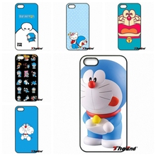 Cute Doraemon Friends JP Cartoon Cell Phone Case Capa For iPhone 4 4S 5 5C SE 6 6S 7 Plus Galaxy J5 J3 A5 A3 2016 S5 S7 S6 Edge