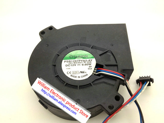 Original Sunon 9733 blower 9CM 12V 22.20W PSB1297PYB1-AY cooling fan<br>