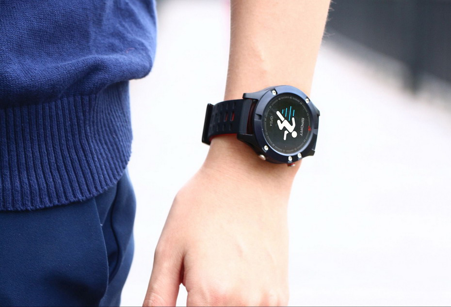 DTNO.1 F5 GPS Smart watch (15)