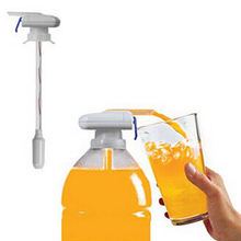 Electric Automatic Water Drink Pump Spill Proof Magic Tap Beverage Dispenser Store 207